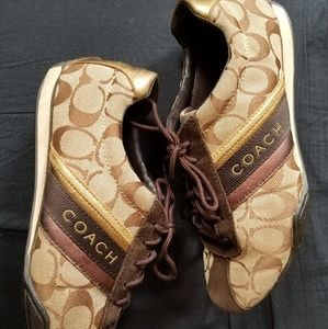 Fab Coach Sneakers